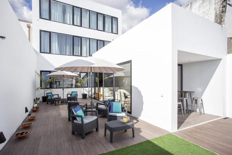 PraiadeSantos Guesthouse
