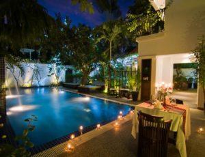 La Rose Suites, Phnom Penh