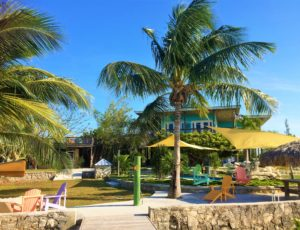 Hideaway luxury in the Bahamas: Big Bamboo