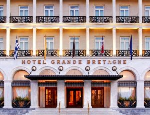 Hotel Grande Bretagne, Syntagma, Athens