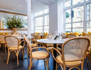 Liv Restaurant, Pimlico, London