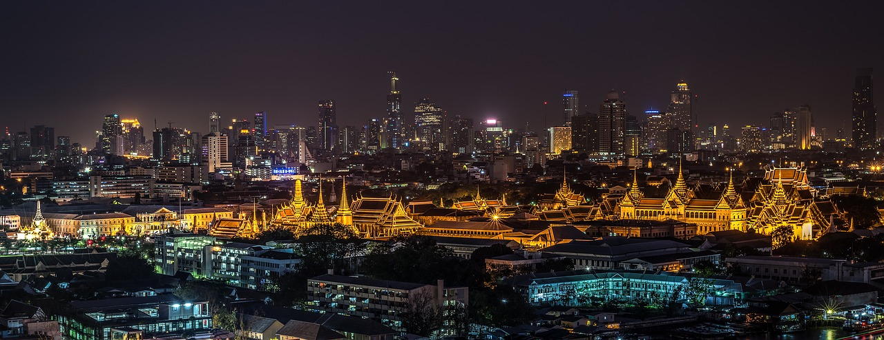 A whistle stop tour of Thailand and Myanmar: Part One