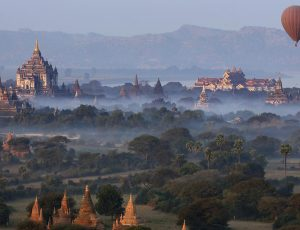 A whistle stop tour of Thailand and Myanmar: Part Two