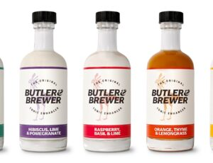 An interview with the founders of Butler & Brewer – the all natural tonic enhancer that has just launched.